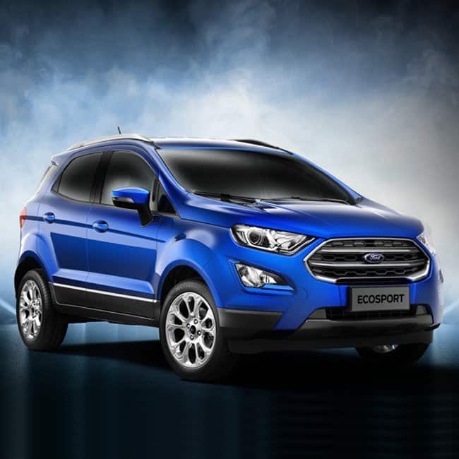 Ford EcoSport 2017 Facelift engine