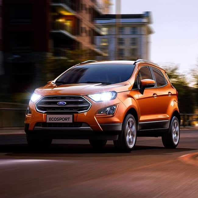 Ford EcoSport 2017 Facelift fuel efficiency
