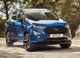 Ford EcoSport ST-Line 2018 revealed at Frankfurt Motor Show 2017