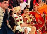 Inside pics of Uttaran fame Gaurav Chopra's hush-hush wedding with long time girlfriend