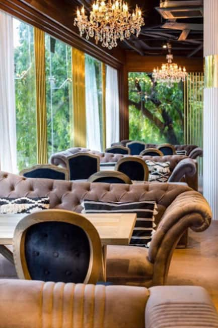 Gauri Khan designed restaurant Arth