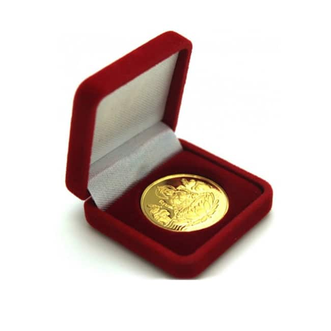 Image result for gifting gold coin