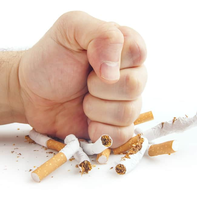 "how to give up smoking ""how to handle withdrawal symptoms and triggers when you decide to quit smoking was originally published by the national cancer institute."
