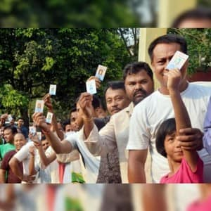 Assembly Elections 2017: Polling ends in Goa, 83 per cent voter turnout this year