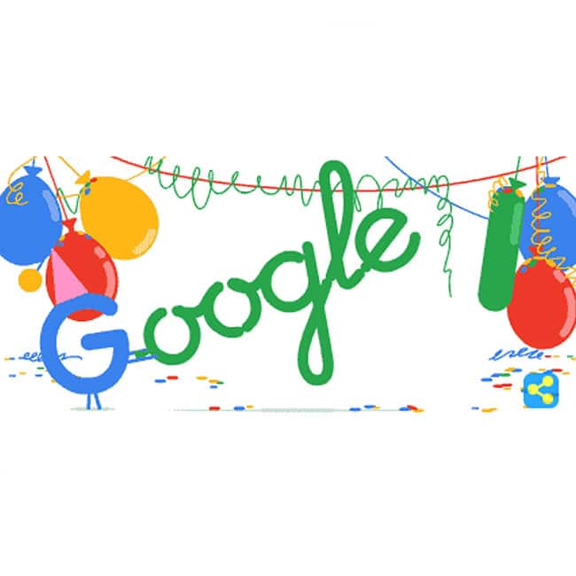 17 Best Google Doodles Of All Time!
