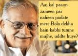 Gulzar birthday special: Top 10 masterpieces penned down by the ace writer!