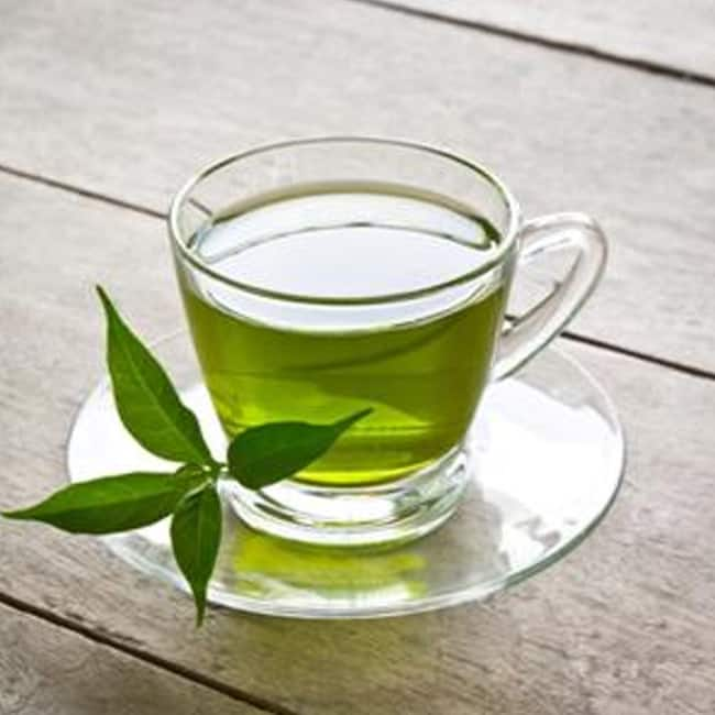 Have green tea for a glowing skin