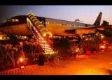 IN PICS: Hawai Adda of Ludhiana is first airplane restaurant of India set in original aircraft!