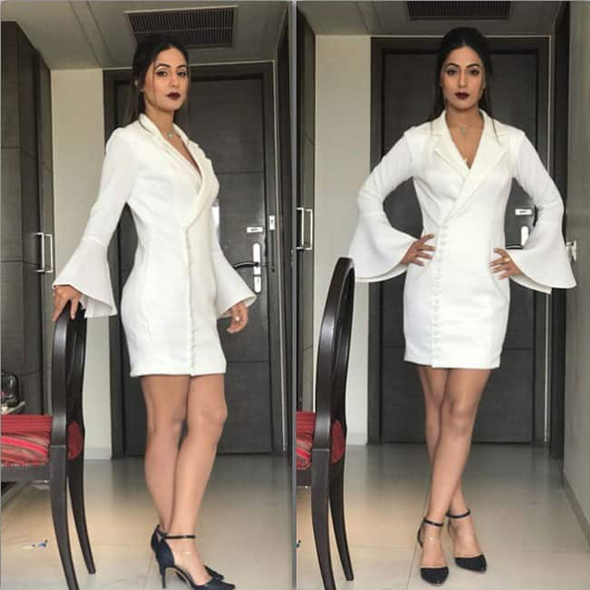 Hina Khan looks super stylish in this picture