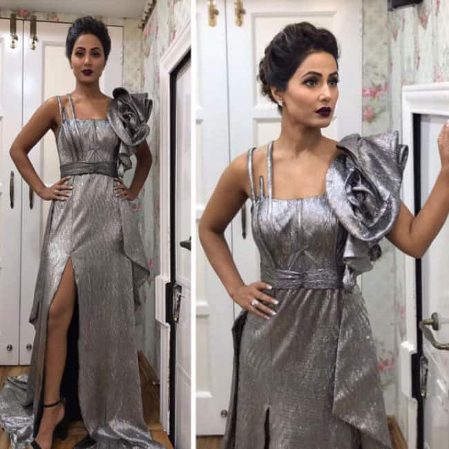 Hina Khan poses for a gorgeous picture