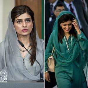 6 pics of Pakistani minister Hina Rabbani Khar showing her drool-worthy style sense