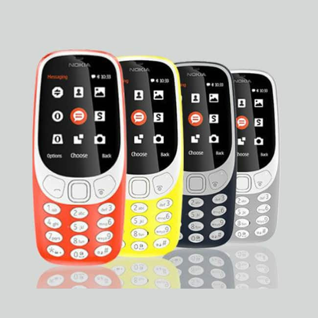 HMD Global launched Nokia 3310 3G variant
