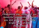 Happy Holi 2018: Holi wishes and messages for your family and friends - in Pics