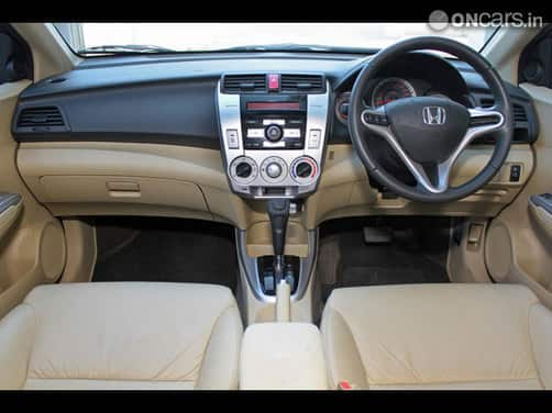 Honda City Interior img1
