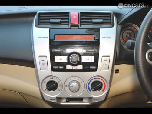 Honda City Interior-img2