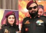 6 pictures highlighting Honeypreet Insan's bizarre fashion sense
