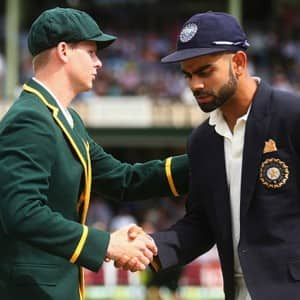India vs Australia test series 2017: Know schedule, venue, dates, teams, live streaming channels and everything about the series!