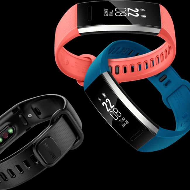 Huawei Fit  Band 2 and Band 2 Pro features