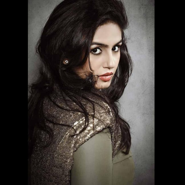 Huma Qureshi in sultry avatar