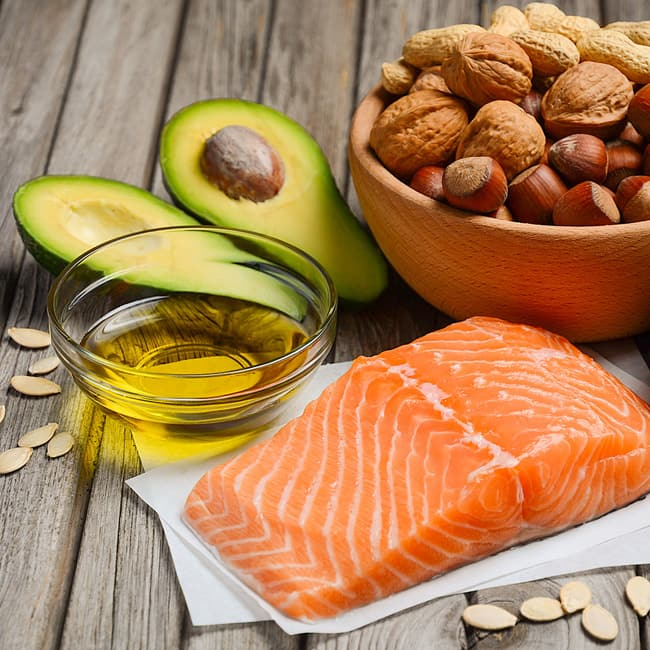 Increase the intake of healthy fats to joint pain during winter