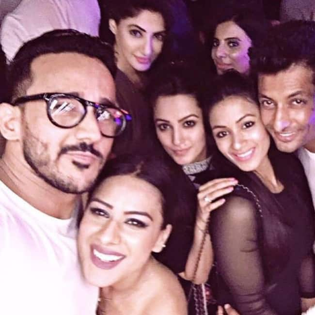 Inside picture of Ekta Kapoor's star studded party