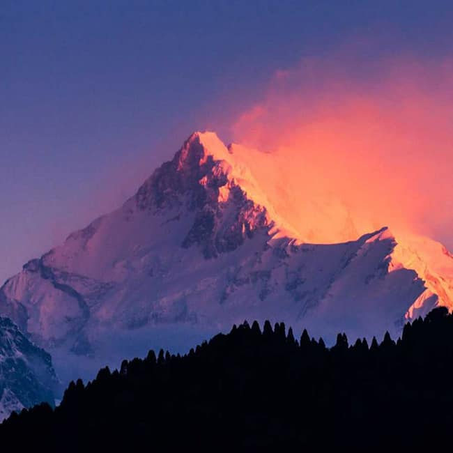IRCTC deal for visit to Kanchenjunga