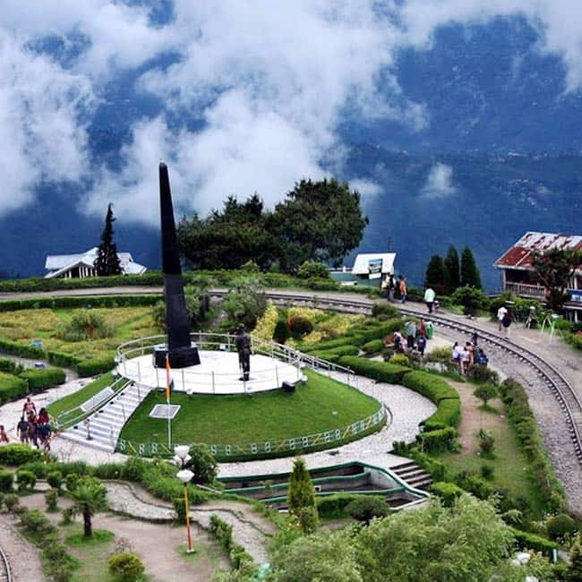 IRCTC deal for visit to Sikkim