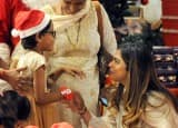PHOTOS: Isha Ambani celebrates Christmas with underprivileged children at Hamleys in Mumbai