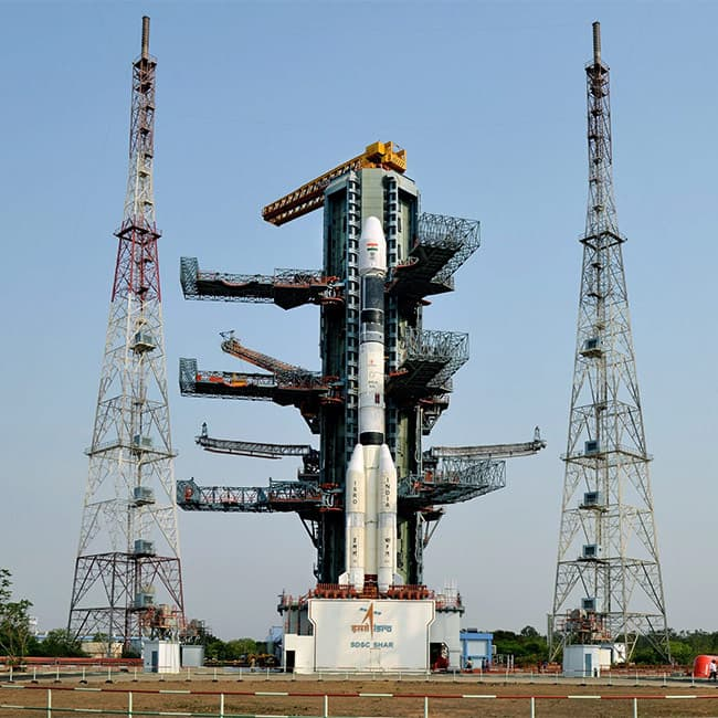 ISRO launched GSAT-9 from Sriharikota