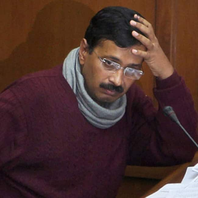 IT department slaps AAP with Rs 30.67 crore notice