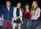 Jacqueline Fernandez, Bobby Deol and other stars attend B-town fitness expert Deanne Pandey's birthday bash