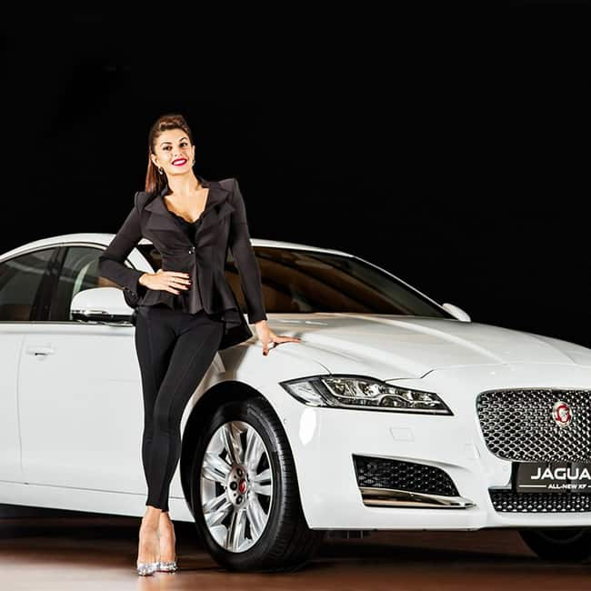Price Of New Jaguar: Jaguar XF Features Adaptive LED Headlamps