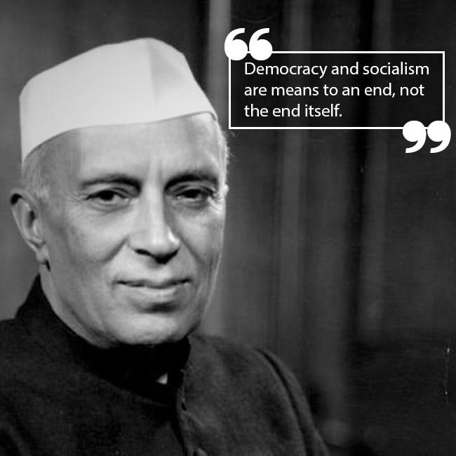 The Gandhi Nehru Secularism Politics