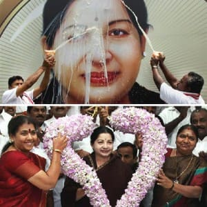 Jayalalithaa's journey from her life in cinema to politics and AIADMK chief to Amma, in pics!