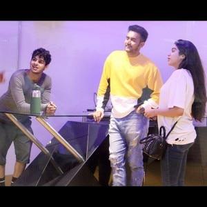 PICS: Jhanvi Kapoor, Ishaan Khattar together for a screening AGAIN!!