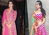 ETHNIC is the new fashion for Jhanvi Kapoor and Sara Ali Khan, see pics!
