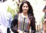 Jhanvi Kapoor's adorable ethnic attires can make you ditch western!