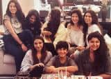 PICS: Jhanvi Kapoor celebrates first birthday sans mother Sridevi but with cousins