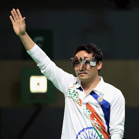Jitu Rai lost the game by ending on eighth position in finals of 10m Air Pistol Men s Finals
