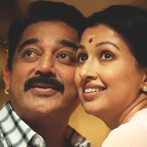 7 pictures of Kamal Haasan with Gautami Tadimalla that make news of their separation hard to believe!