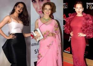 PHOTOS: Kangana Ranaut rules the style game this week; here's how