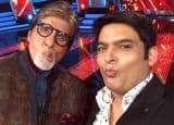 Behind the scenes pictures from The Kapil Sharma Show