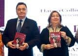 PHOTOS: Raj Kapoor's daughter Ritu Nanda launches a book on actor's 93rd birth anniversary