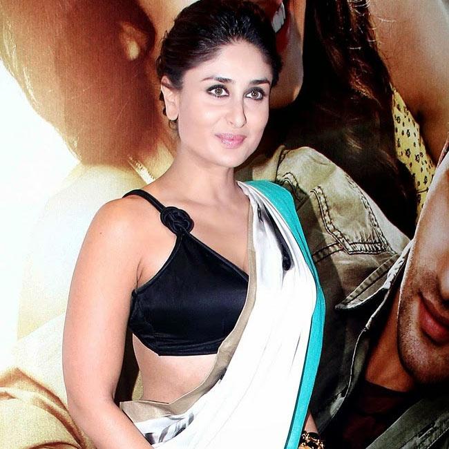 Kareena Kapoor Khan Poses For Seductive Picture