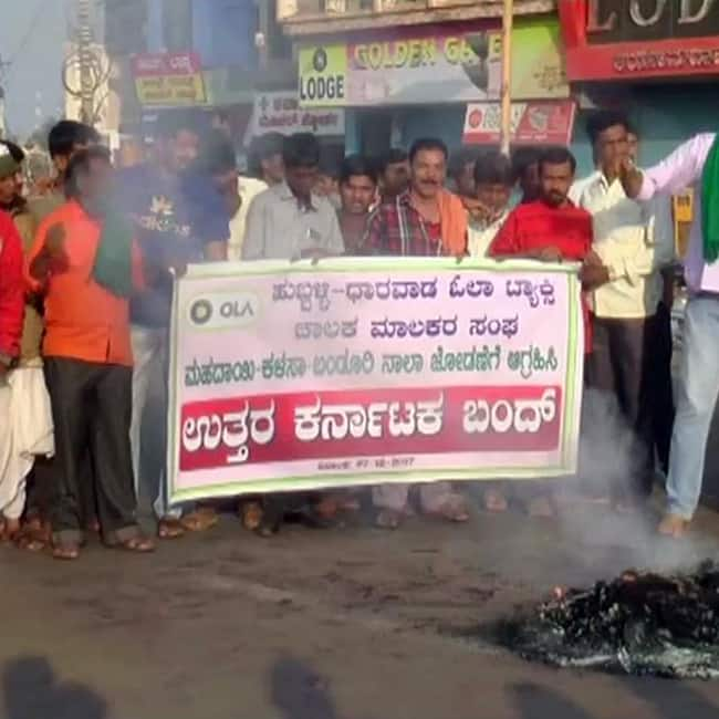 Karnataka farmers call it bandh in state today