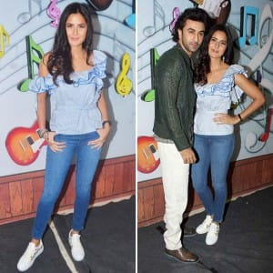 6 pics unveiling Katrina Kaif's SNEAKER style during Jagga Jasoos promotional diaries!