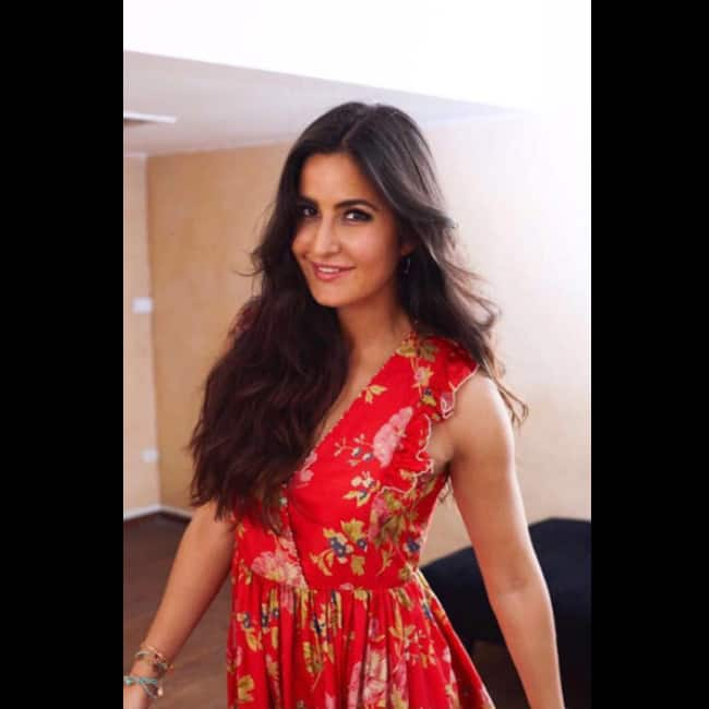 Katrina Kaif looks red hot in this picture