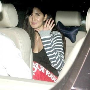 Katrina Kaif and Sidharth Malhotra redefine casual during Baar Baar Dekho promotions, see pics
