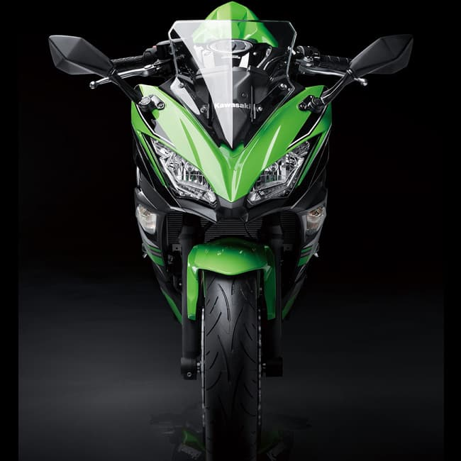 Kawasaki Ninja 650 KRT Edition Engine