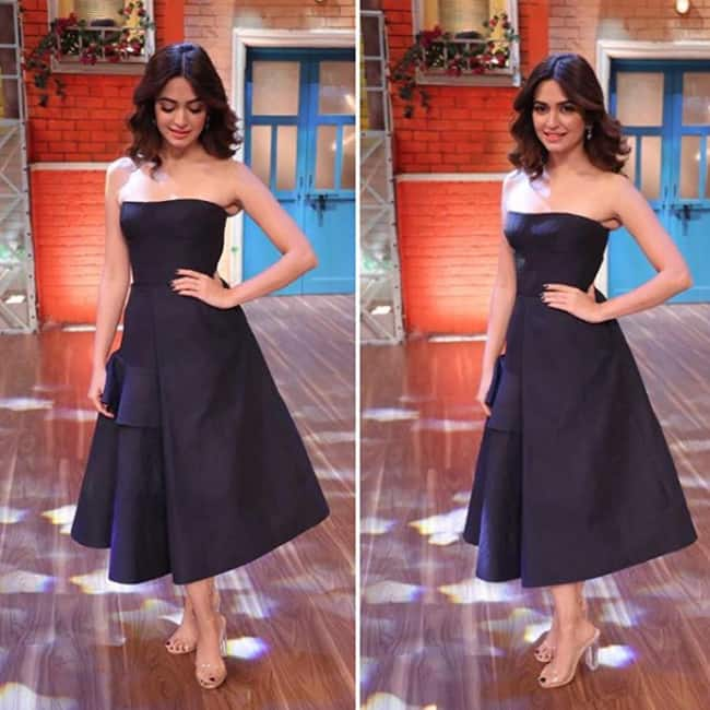 Kriti Kharbanda in Realistic Situation outfit